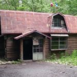 五郎3番目の家_麓郷の森