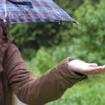 梅雨を快適に過ごせるおすすめの傘はこれ!