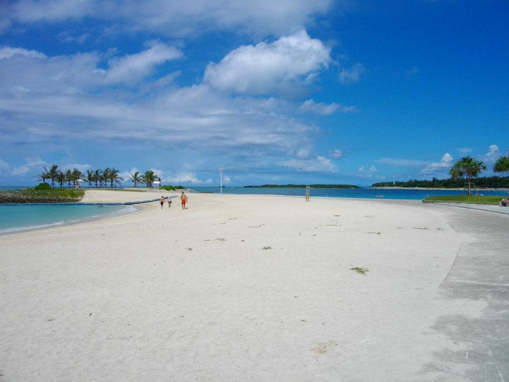 沖縄エメラルドビーチ