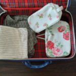 トラベルポーチ|旅行や出張の荷物収納はこれが便利!