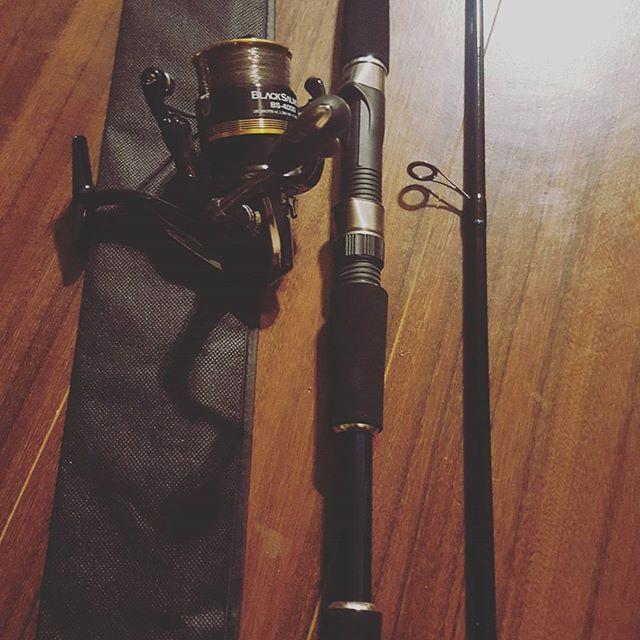 アキアジ釣りウキルアーのリール