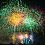 東京の花火大会2017|日程と時間を要チェック!